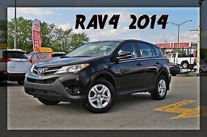 2014 Toyota RAV4 LE,AWD,SUV