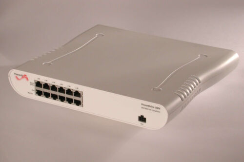 PowerDsine 3006 6-Port PoE Power over Ethernet Injector PD-3006/AC + Power Cord