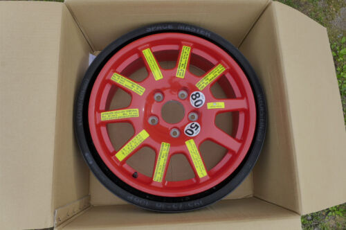 Porsche Cayenne  Spare Tire Wheel 195/75-18 106P