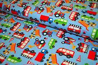 Jersey Vigili Fuoco Cantiere Bambini Ragazzi Automobili Auto 0,5 M -  - ebay.it