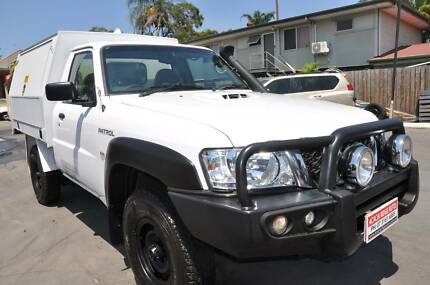 2013 Nissan Patrol GU 6 DX Cab Chassis Single Cab 2dr Man 5sp 4x4 Acacia Ridge Brisbane South West Preview