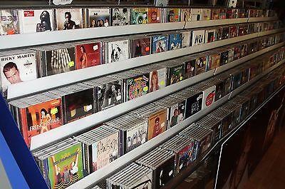 RESTPOSTEN GESCHÄFTSAUFLÖSUNG CA 200 MUSIK CD'S ROCK POP SCHLAGER KLASSIK ????
