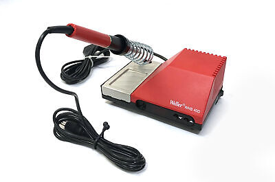 Weller Whs 40d Digital Temperature Controlled Soldering Station 40w 230v