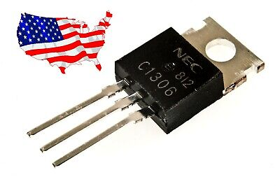 2SC1306  TIC  TO220  NOS  #BP 1 pc