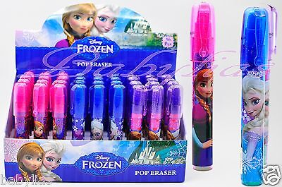 Disney Frozen Scented Erasers Party Favors Anna Elsa Olaf Rewards Gifts 3 Pieces