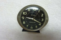 Westclox Big Ben Wind Up Alarm Clock Vintage 536-47 Made In USA Working