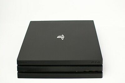 Sony PlayStation 4 PS4 Pro 1TB 4K Console with Power Cable