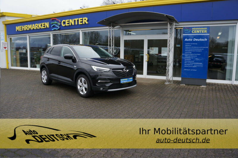 Opel Grandland X Innovation 1.2T - LED*Navi*Kamera