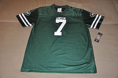 BNWT New York Jets Geno Smith Youth Jersey  T-Shirt Shirt Ha
