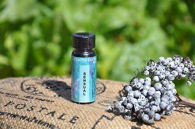 100% Sensual Essential Oil Blend 100% Organic Therapeutic Grade 8ml California