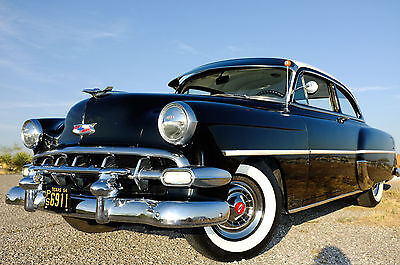 1954 Chevrolet Bel Air/150/210 : 1954 Chevy Bel Air 210 2 door Coupe