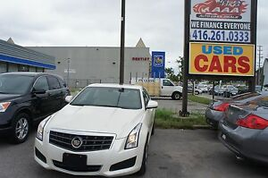 2013 Cadillac ATS 2.0L Turbo | NAVI | BACKUP CAM |  SUNROOF | CL