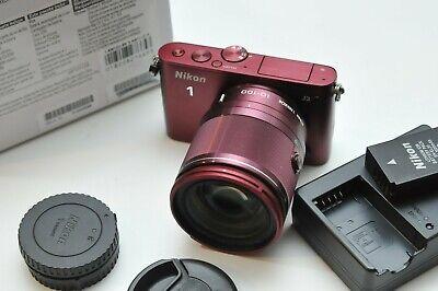 Nikon 1 J3 HD Digital Camera W/10-100mm f/4-5.6 VR Superb & Versatile Lens