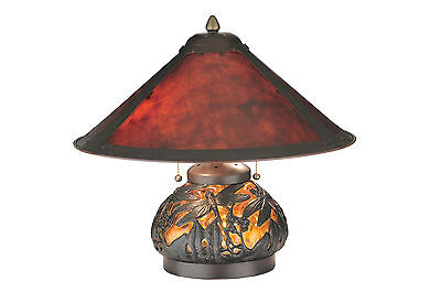 Dragonfly Lighted Base Table Lamp (DRAGONFLY LIT BASE 16