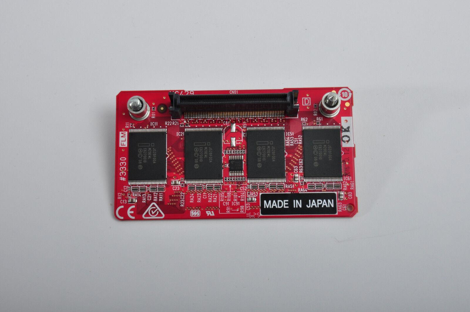 Yamaha Flash FL 1024M für Keyboards Tyros 5 Tyros 4  Motif XF Moxf NEUWARE 1GB