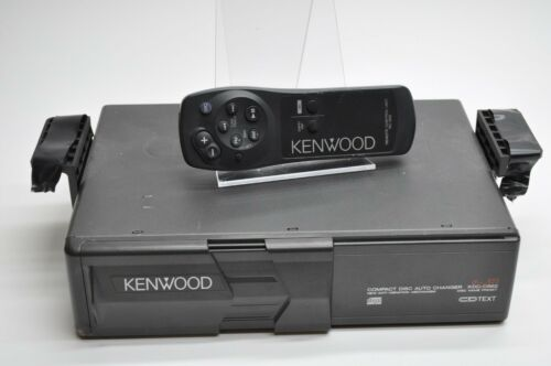 KENWOOD KDC-C601 COMPACT DISC AUTO CHANGER w/ REMOTE