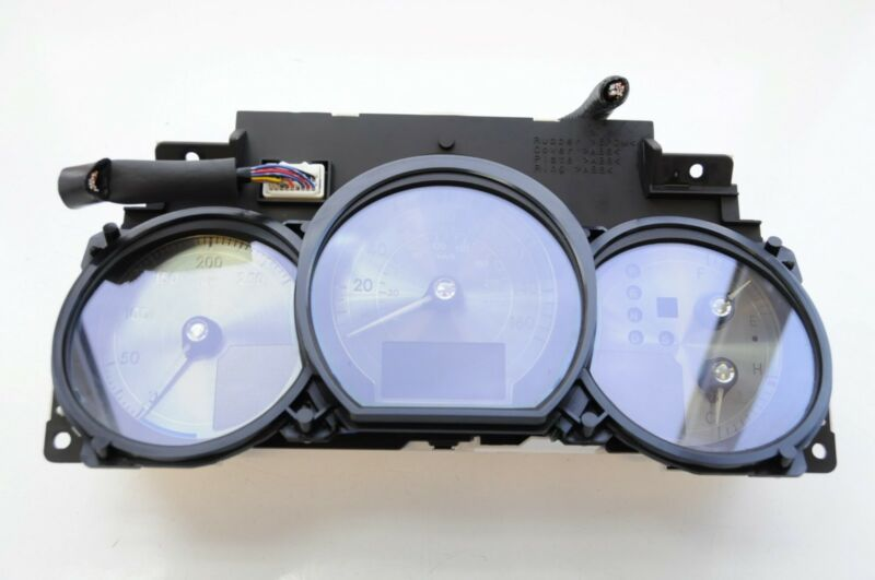 LEXUS GS 450h 2007 RHD SPEEDOMETER CLUSTER 83800-30E71