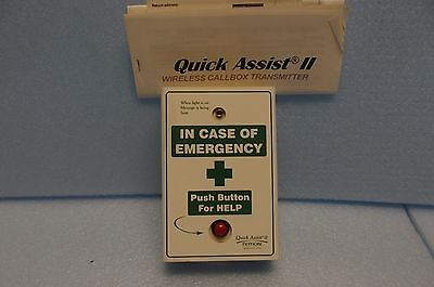 Ritron Quick Assist Voice Alert System Rqa-450