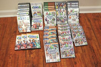 44 Sims Bundle The Sims 4   Pc Mac Sims 3 And Expansions Seasons Get To Work