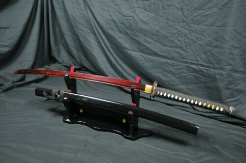 "Ryujin 40"" Japanese Damascus Steel Samurai Sword Katana Full Tang Hand Forged"