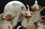 Retrovintage China and Collectables