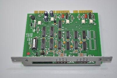 Gilbarco Gasboy Pcu Series 1000 Cpu Pcb Insert Circuit Board - C05677 C08607