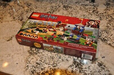 NEW  LEGO Harry Potter Set  QUIDDITCH MATCH  #4737  Factory Sealed