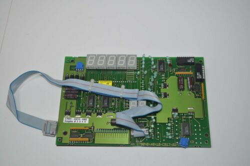 RARE Siemens CNC PCB Circuit Control Board Counter PN#- C79040-a6410-c917