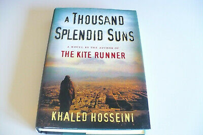 A Thousand Splendid Suns by Khaled Hosseini ( Hardcover)