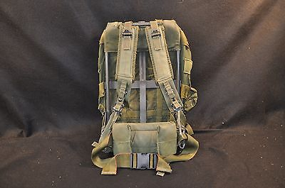 USGI LC-1 Medium ALICE pack, Complete, OD Green, Good Issued Condition (#3)