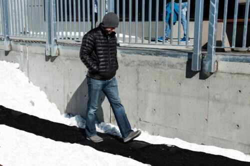 Summerstep Heated Snow & Ice Melting Walkway Mat WM12x120 120V  1 ft W x 10 ft L