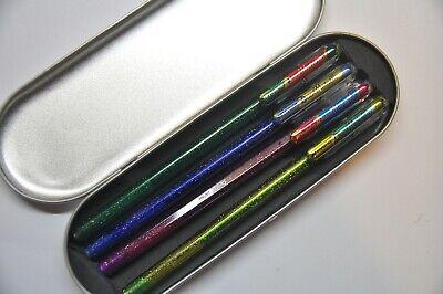 Pentel Hybrid Dual Metallic Gel Roller Pen 4 Color -