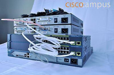 CISCO 2811 Cisco2811 512 DRAM loaded with IOS 15