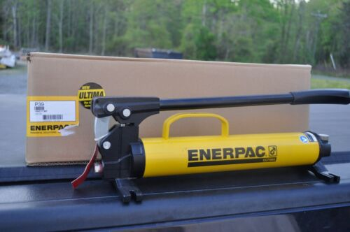 ENERPAC P-39  Hydraulic Hand Pump, 1 Speed, 10, 000 psi, NEW
