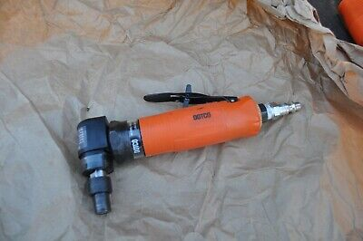 Dotco 12lf281-36 Right Angle Grinder 14 Collet 20000 Rpm 90psi Service Ready