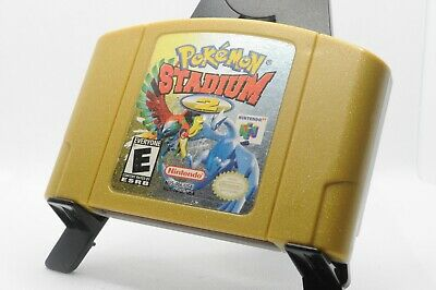 Pokemon Stadium 2 Nintendo 64 (N64) AUTHENTIC AND WORKING