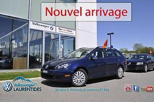 2013 Volkswagen Golf Wagon Trendline* AIR CLIMATISER*SIEGES CHAU