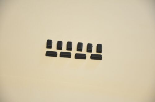 New 10pc For Hp 8460p 8470p 2560p 2570p 2170p Rubber Foot Feet Bottom Base Cover