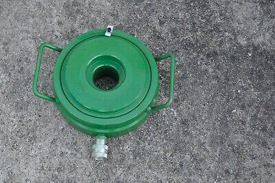 Mud Pump Frac Pump Seat Valve Puller Hydraulic Hollow Cylinder 100ton