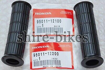 NEW GENUINE Honda Handlebar Grips for Z50M, Z50A K1-K2, QA50 K0, PC50, P50, P25, used for sale  Shipping to Ireland