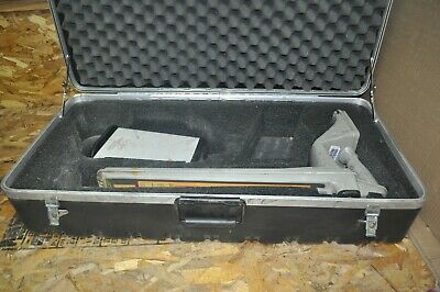 Radiodetection Underground Pipe Locator Pxls Fd1 Wand Rd400lctx Transmitter Used
