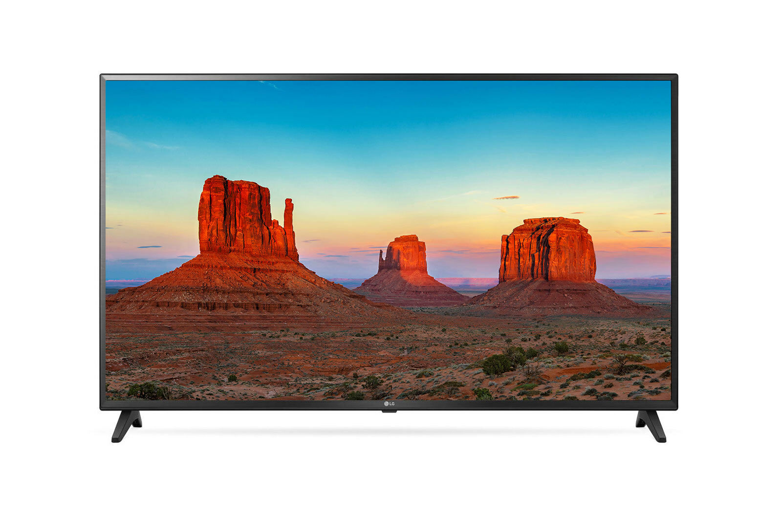 LG 55″ Class 4K (2160P) Smart LED TV (55UK6200PUA)