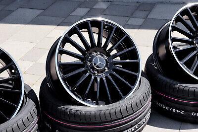 18 Zoll Alufelgen KT15 für Mercedes C E-Klasse W205 W204 W213 W212 AMG Design