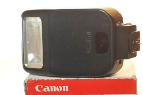 ONE Canon 200E Speedlite Flash for for EOS FILM SLR cameras ONLY WORKING