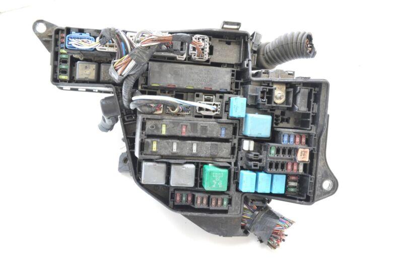 LEXUS GS 450H 2007 RHD FUSE RELAY BOX BOARD