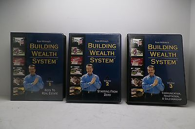 Russ Whitney's Building Wealth System Volume 1 - 3 (E4)