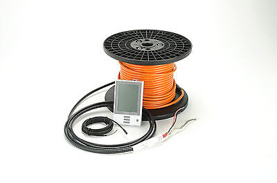 Warm All Indoor Radiant Floor Slab Heating System - 240V - 295 Sq/Ft