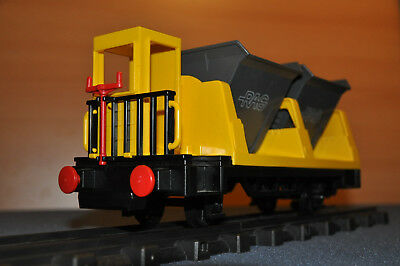 Playmobil Eisenbahn Waggon Kipplore 4116 für RC Train