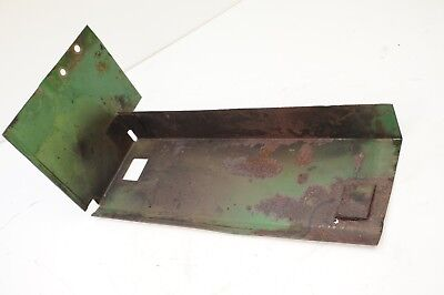 Exhaust Manifold Gas Tank Heat Shield Gasoline Engine Oliver 550 Utility Tractor