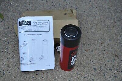Bva H2506 25 Ton 6 Stroke Single Acting Cylinder Enerpac Rc256 Equiv New